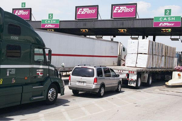 GW Bridge, Lincoln and Holland tunnels to stop accepting cash for tolls tonight due to coronavirus